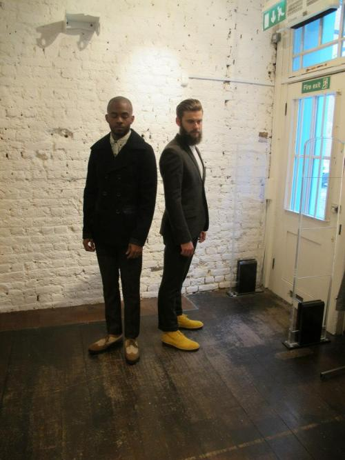 Behind the scenes with Topman General Store Vs. Mr Flyy Campbell