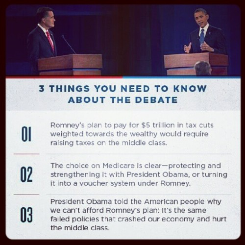 know the fact #TeamObama  (Taken with Instagram)