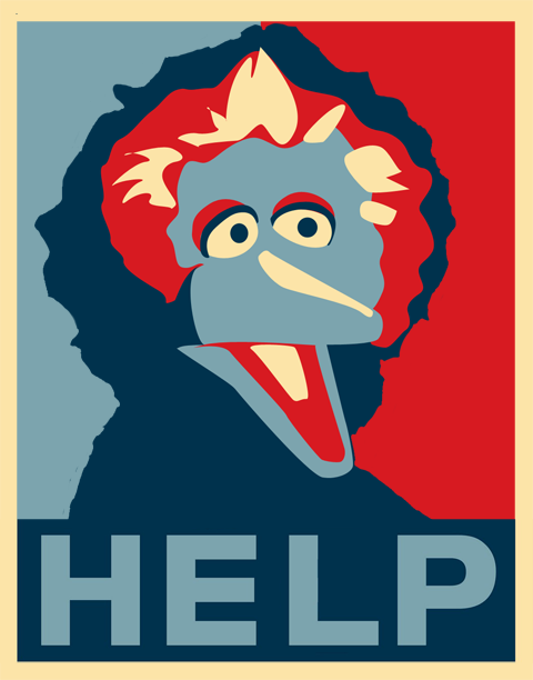 millionmuppetmarch:  You can help. Join up http://www.facebook.com/millionmuppetmarch.