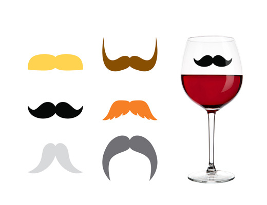 A new take on mustache rides. Happy Friday!