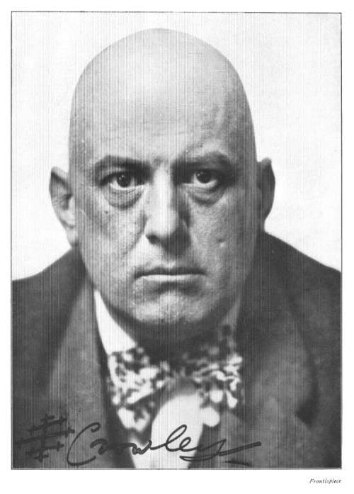 Alesteir Crowley