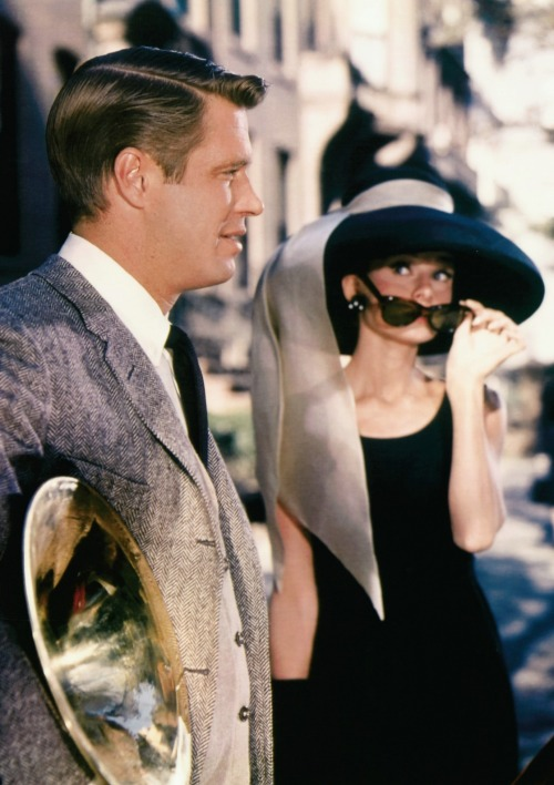 moviescans:  Breakfast at Tiffany's (1961)