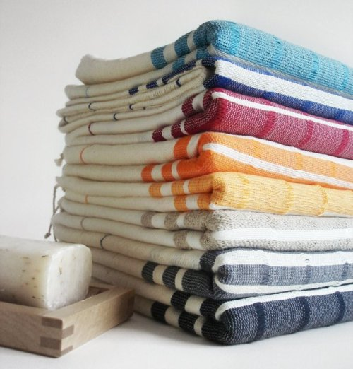 Turkish Bath Towels(via Fancy)