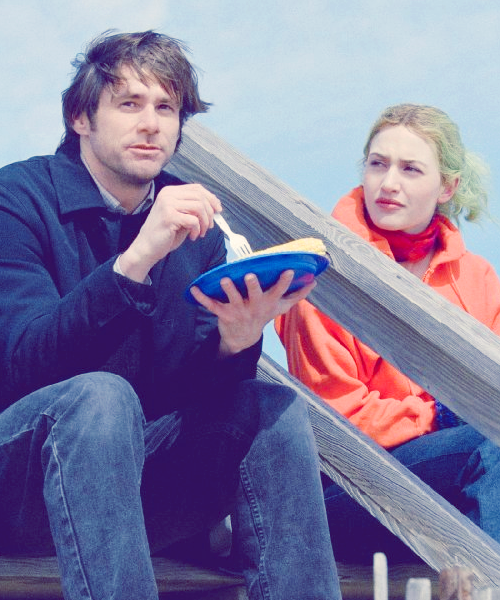 "100 Favorite Movies #4- Eternal Sunshine of the Spotless Mind (2004) ""Blessed are the forgetful, for they get the better even of their blunders."""