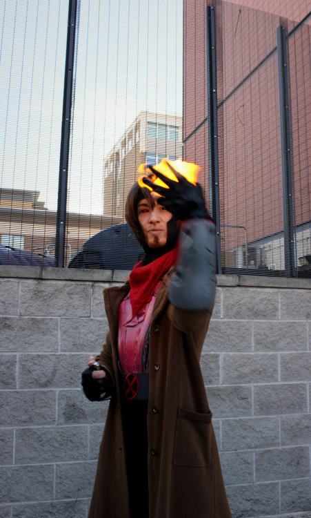 X-Men: Boom, Boom. Character: Gambit - X-Men Costumer: `tealpirate Photographer: AquaAssassin