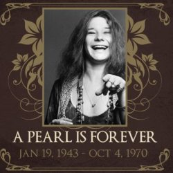 42 years ago today Janis Joplin joined the infamous 27 Club RIP!!!