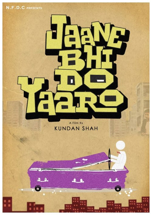Jaane Bhi Do Yaaro [1983] by Nischal Masand