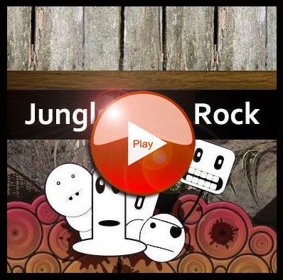 jungleindierock:  NEW Jungle Indie Rock Player. 1270 tracks in a separated pop-up window. 85 hours of music, updated daily with our audio posts. Play it while you work, study, or just relax :) Browse the tracklist, and begin playing wherever you want.  Enjoy! jungleindierock.com