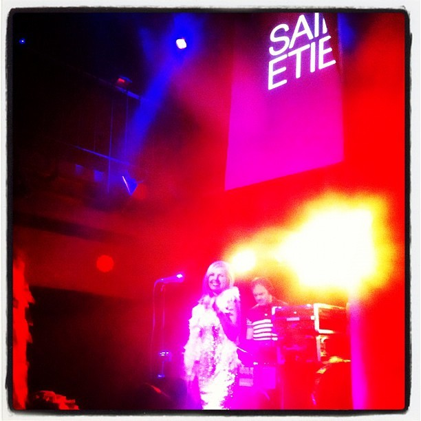 #saintetienne in da hauz #istanbul  (Taken with Instagram at Salon İKSV)
