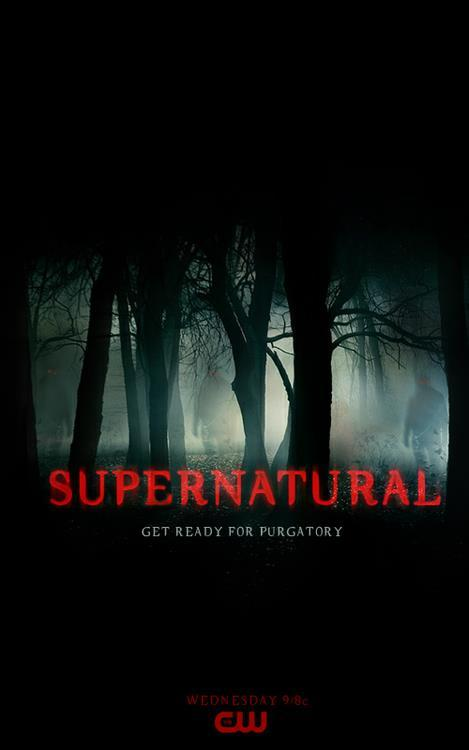 Get ready for Purgatory Supernatural Season 8 Yep for all the Supernatural fans Season 8 has finally began!
