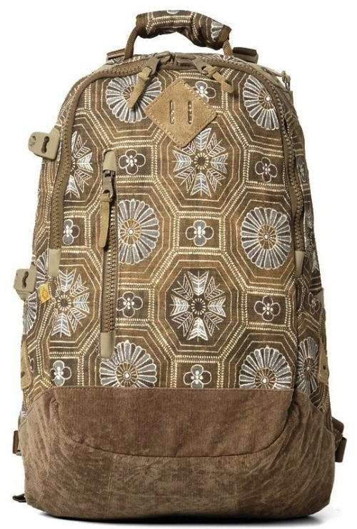Visvim Canvas Flora 20L Backpack