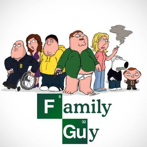 macorinaenlatina:  Family Guy BB