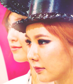 Edit : Jung Ah *o* #Mnet Open Studio 120621  original pic cr : pink__98