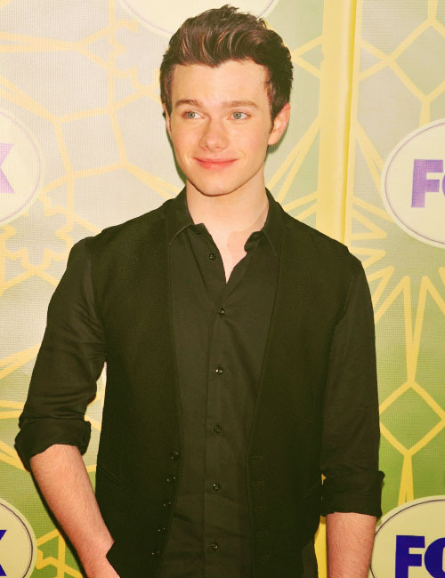 40/50 Pictures of Chris Colfer