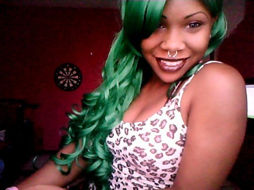 ☻GirlsOfColor✼HairOfColor☻