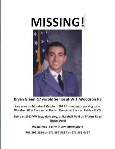 illuminaura:  PLEASE REBLOG BRYAN HAS BEEN MISSING SINCE MONDAY HE LIVES IN THE DC AREA THANK YOU