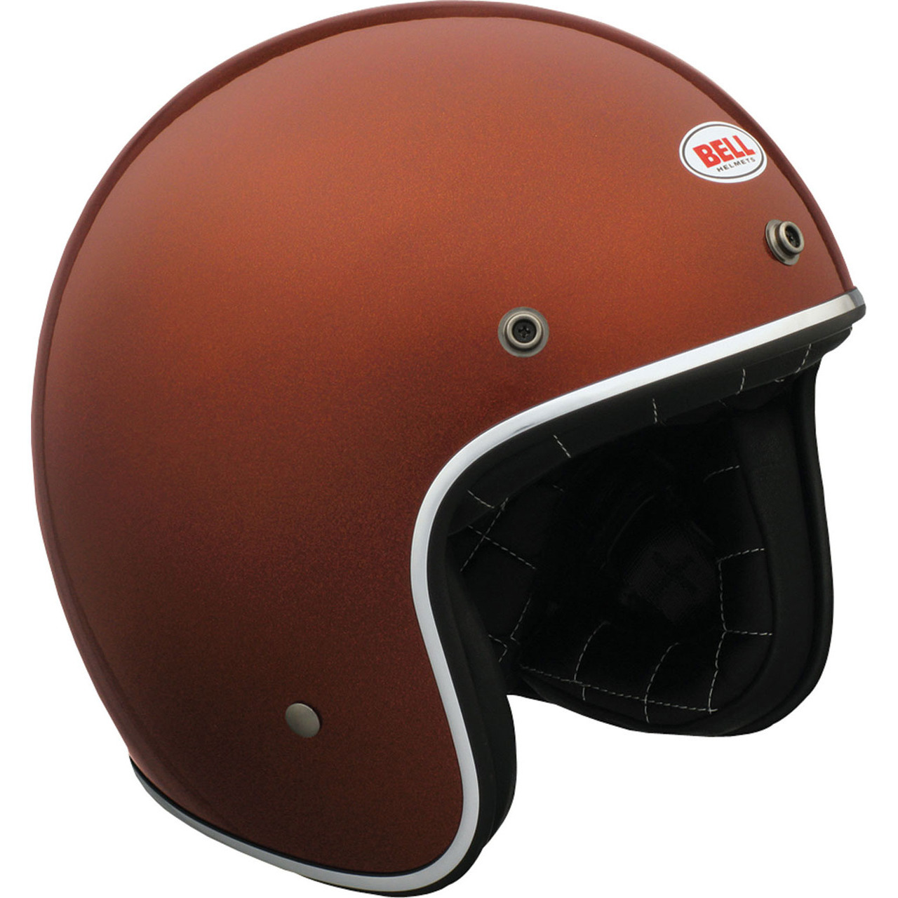 Sparkly orange motorcycle helmet on its way to me — hopefully delivered tomorrow so boyfriend and I can tool around town all weekend!