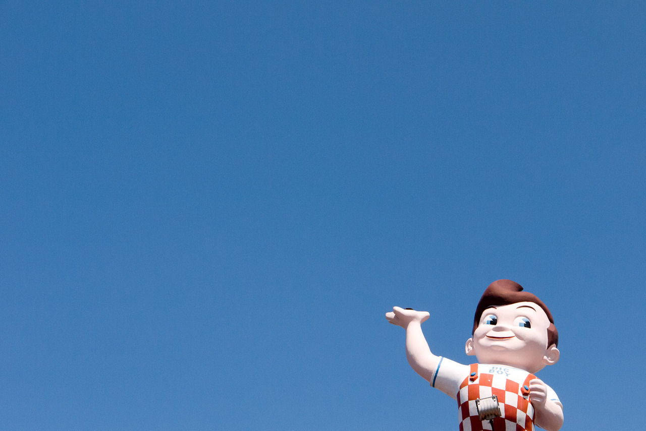 terrysdiary:  Bobs Big Boy #2
