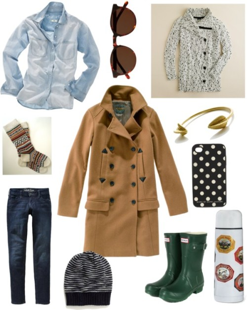 Getting Ready for Winter! by taswaim   Some winter coat inspiration going into the cooler months!
