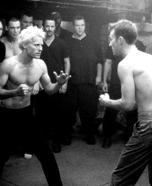 hooke-r:  Fight Club ~ 1999