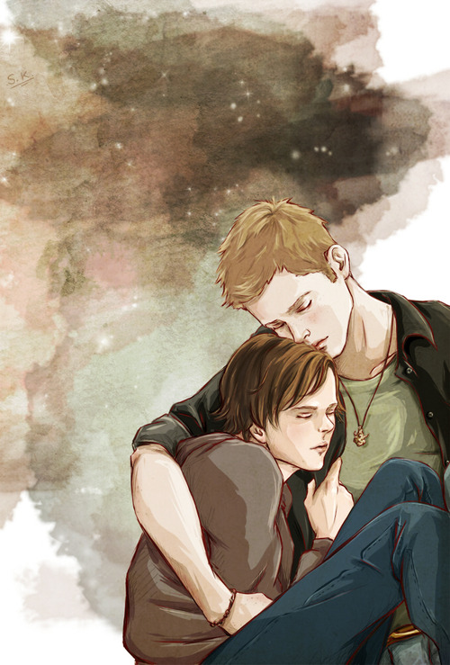 goddess-of-wincest:  Weecest by Every-broken-bone