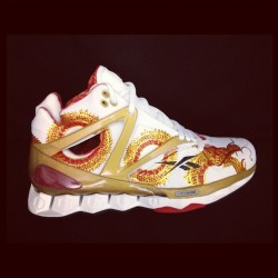 "#ThrowbackThursday Pump Omni HexRide ""Yao Ming Olympic"" PE (Taken with Instagram)"
