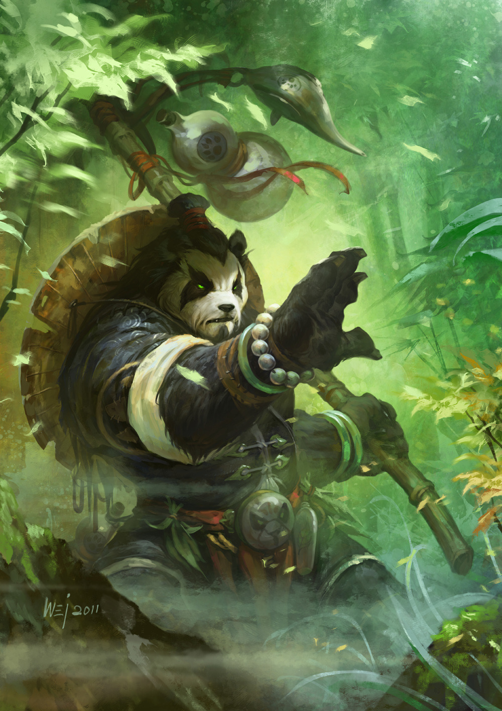 gamefreaksnz:  'Mists Of Pandaria' sells 2.7 million in first week  Blizzard announced today that the fourth expansion to WoW has sold 2.7 million copies since launching late last month.