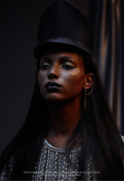 Jasmine Tookes by Tetsuharu Kubota for Lurve #6 Fall 2012.