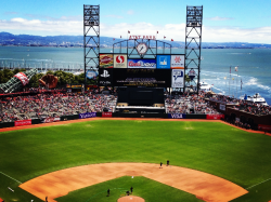 #TBT: Giants. SF. Summer.