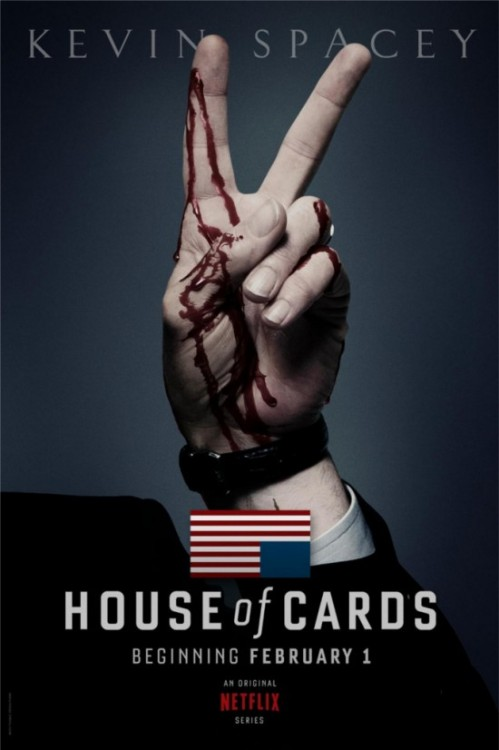 fuckyeahmovieposters:   House of Cards  #baltimore