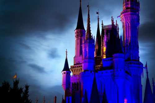 Magic Kingdom — Haunting the Kingdom by andy castro on Flickr.