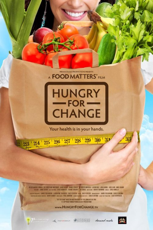 my-wishful-shrinking:  Hungry For Change is a documentary I think everything should watch!! Click the link and it will stream live from the website :)