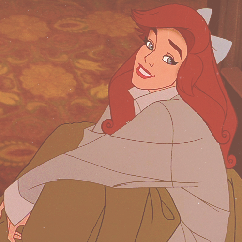 princessofdust:   23/50 images of Anastasia (1997)
