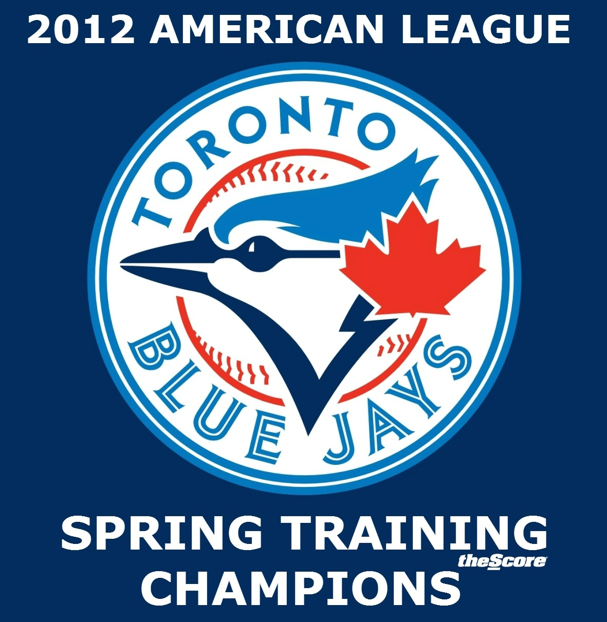 The Toronto Blue Jays have ONE thing to be happy about this season.
