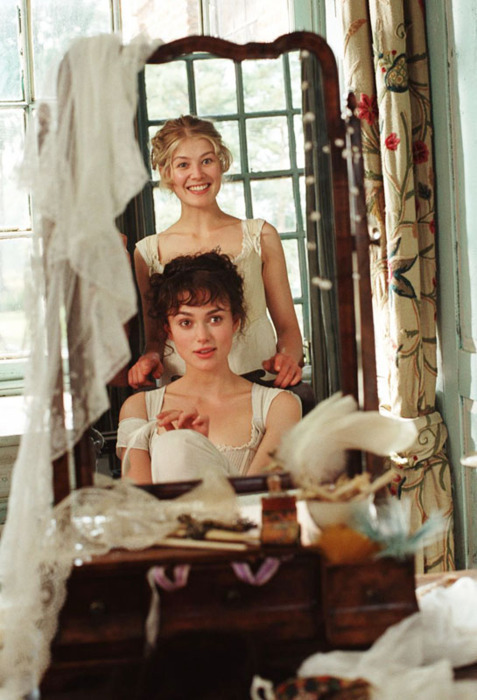 the-cinema-show:  Pride and Prejudice - 2005