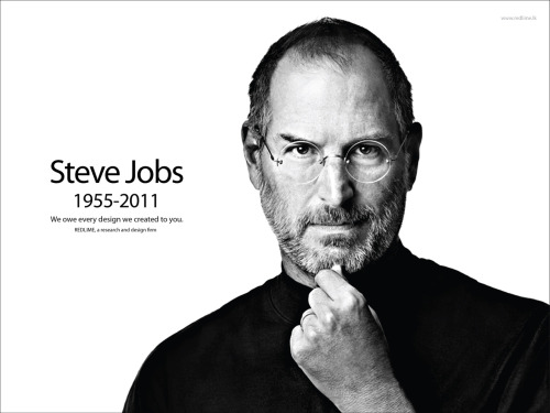 "It has been exactly one year since the passing of Apple co-founder Steve Jobs from pancreatic cancer. The late Apple trailblazer certainly possessed ""magical thinking"" in his ascension to business brilliance; now if only cancer researchers can implement the same strategy to help find a cure for this deadly disease that impacts millions across the globe. Apple has donated tens of millions of dollars toward cancer research and will continue to assist in the race for a cure. LBi, a global marketing and technology agency out of New York, and Social Irony, a Jakarta-based digital media firm, both support the Steve Jobs memorial iPhone app to help raise funds for pancreatic cancer. ""The app - entitled 'In Steve's Honor' – allows users to download a specially designed commemorative ribbon to their iPhone as reusable wallpaper so they can simultaneously pay tribute to Steve Jobs and raise money for research into the disease."" Steve Jobs legacy lives on as a fight for a cure continues."