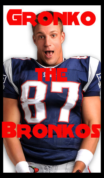 Gronko the Bronkos!