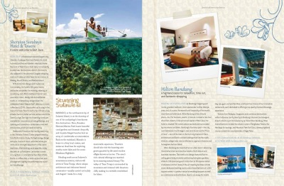 #Portfolio | FTF Semar Poenakawan on Article Magazine (MyClient: Ingrid) Indonesia! Part 2