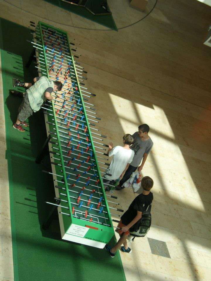 Epic Soccer Table