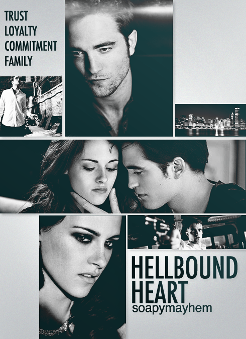 Coming Soon… When DEA agent, Bella Swan stumbles onto a new drug on the streets of Seattle, her investigation brings her to Chicago, a city run by the powerful and infamous Cullen family…