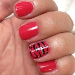 musicandmanis:  Wild about animal prints!