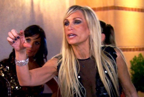 realhousewives-buddytv:  'RHONJ': Kim D. Admits to Setting Up Melissa Gorga   Duh!!!