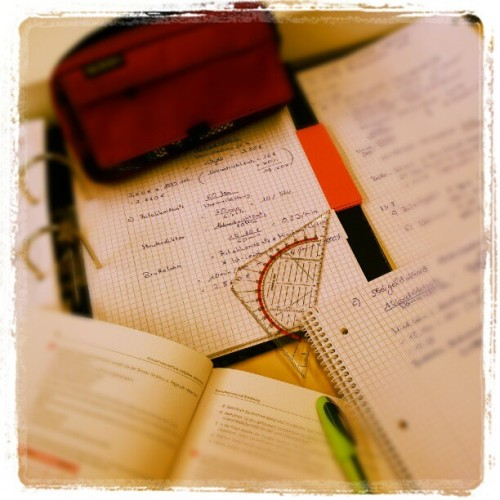 Face to face with the evil!! #schoo#economy#depression  (Taken with Instagram)