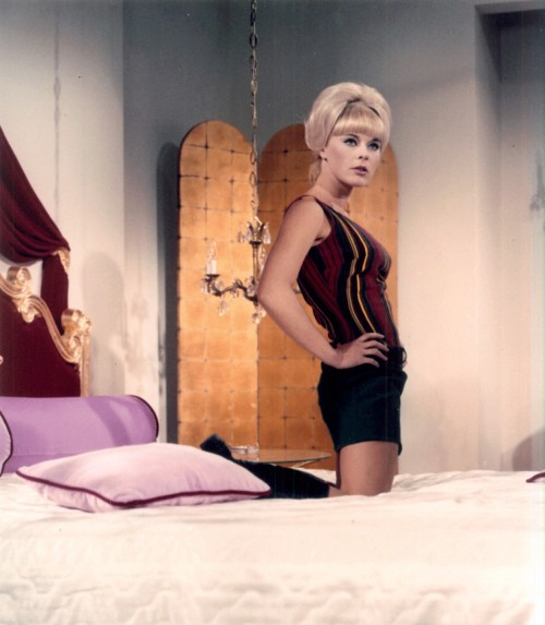 Elke Sommer http://www.movieplayer.it