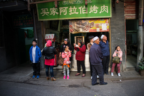 Huimin street,Xi'an on Flickr.