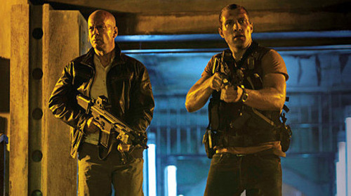 Watch the first teaser trailer for Die Hard 5 Or 'A Good Day To Die Hard', as it's officially known