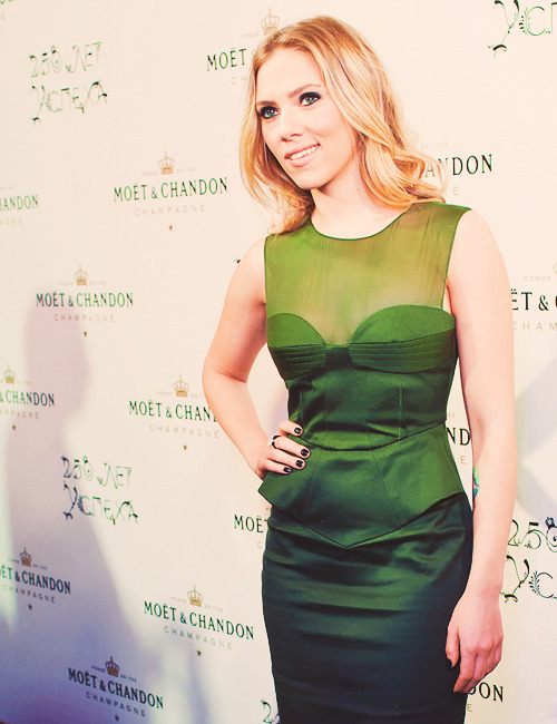 Scarlett Johansson | Moet Chandon 250 Anniversary In Moscow (October 4th, 2012)