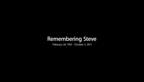 "Apple CEO Tim Cook pays tribute to Steve Jobs: ""His spirit will forever be the foundation of Apple""http://tnw.to/i5pM"