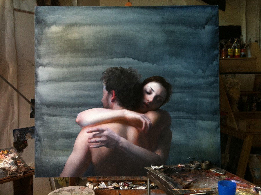 Maria Kreyn Alone Together … in progress