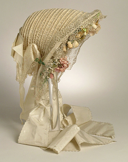 Bonnet 1855 The Los Angeles County Museum of Art